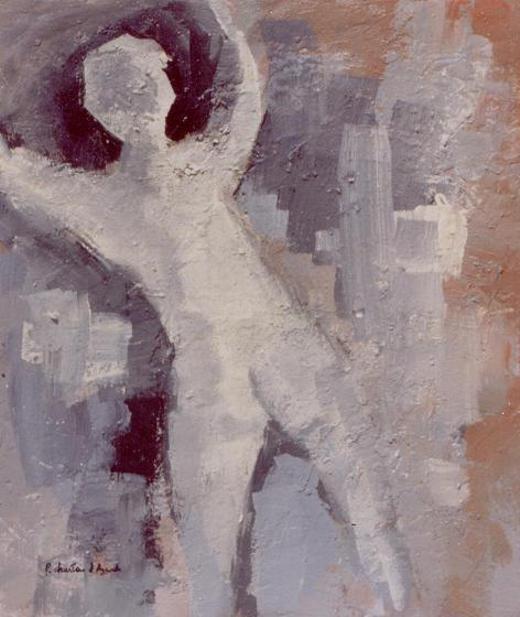 Figuras em Areia XX (Ser humano)