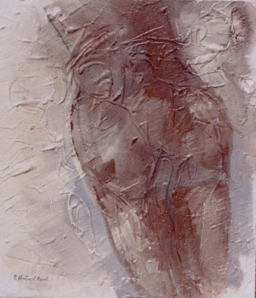 Figura em Areia XXI (Morena)