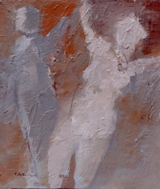 Figuras em Areia XIV (Figuras)