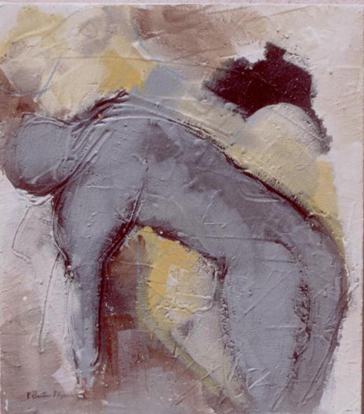 Figura em Areia XXV