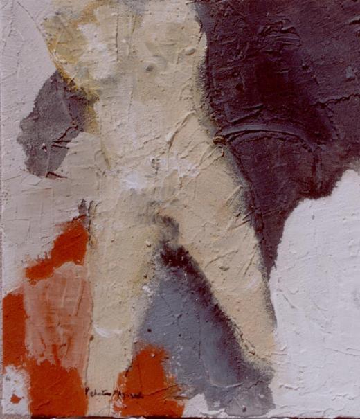 Figura em Areia XIII (Ela)