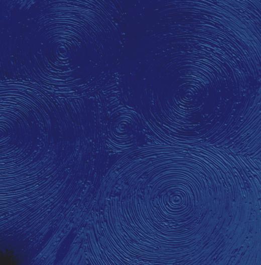 Rodopiando em Azul