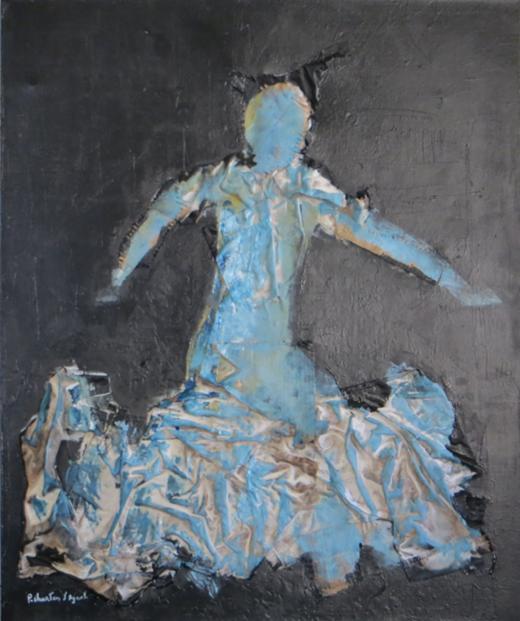 Dança com lixo II