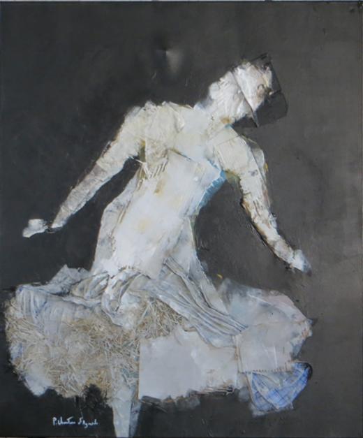 Dança com Lixo VIII
